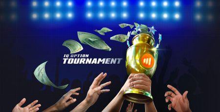 Torneios de negociação IQ Option - Conjunto de prêmios de até $ 50.000
